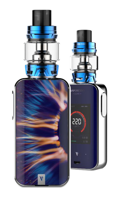 Vaporesso LUXE Kit blue