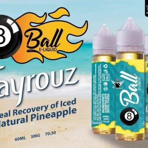 8 Ball FAYROUZ