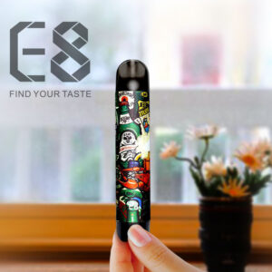 E8 new colors